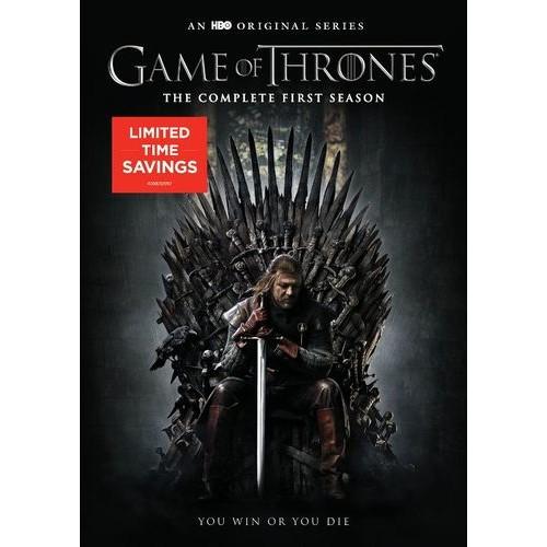 Game of Thrones: Season 1 [5 Discs] [DVD]