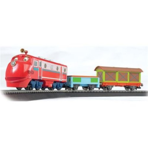 SP Whistle Stop HO Scale Chuggington Wilson Freight Adventure (STVN2018)