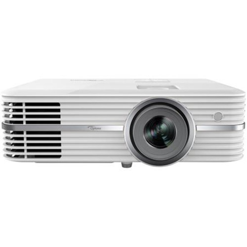 Optoma UHD50 4K Ultra HD Home Theater DLP Projector, White