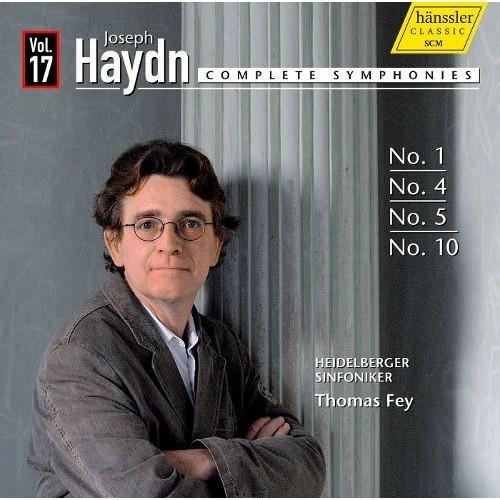 Haydn: Complete Symphonies, Vol. 17 [CD]