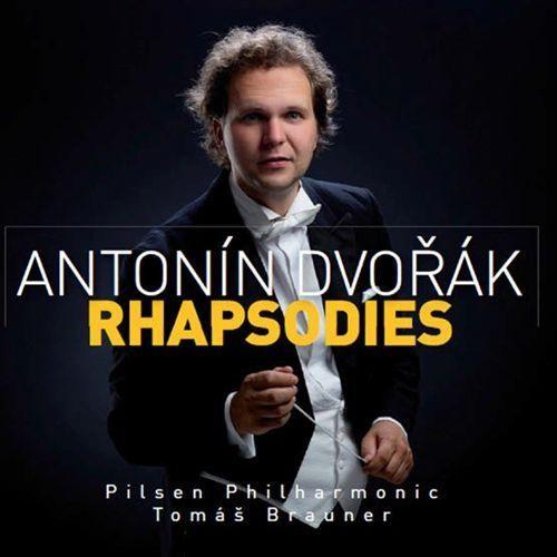Antonn Dvork: Rhapsodies [CD]