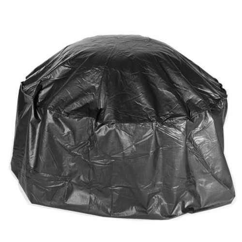 Fire Sense Large Round Outdoor Fire Pit Cover