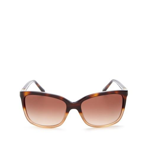 KATE SPADE NEW YORK Kasie Square Sunglasses, 55Mm