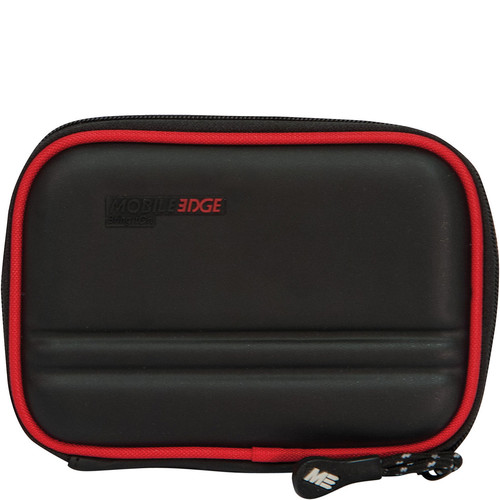 Mobile Edge Portable Hard Drive Case [Red]