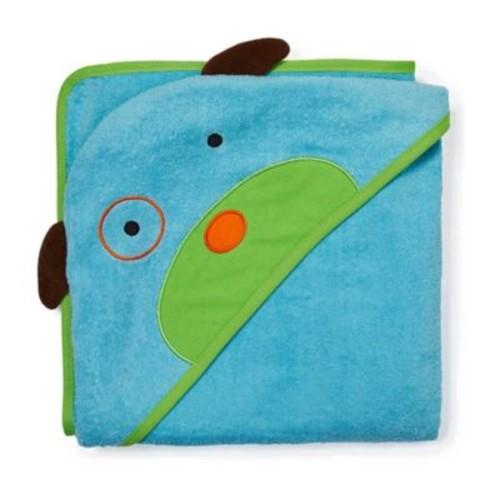 SKIP*HOP Zoo Dog Hooded Towel