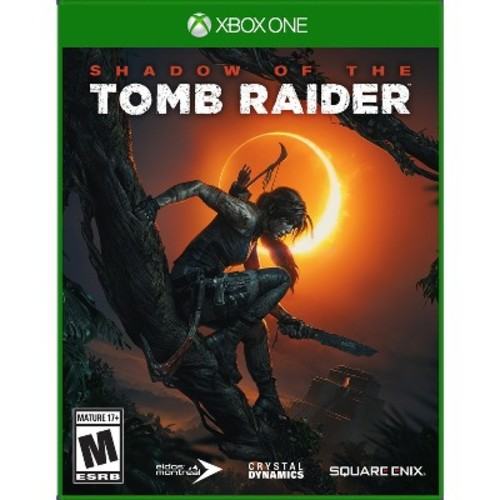 Shadow of the Tomb Raider: Limited Steelbook Edition - Xbox One