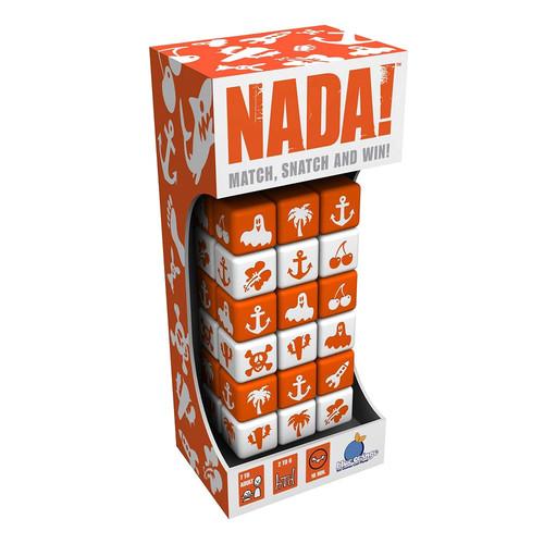Dice Games Blue Orange Games NADA