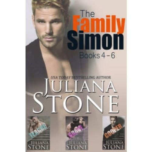 The Family Simon Boxed Set (Books 4-6)