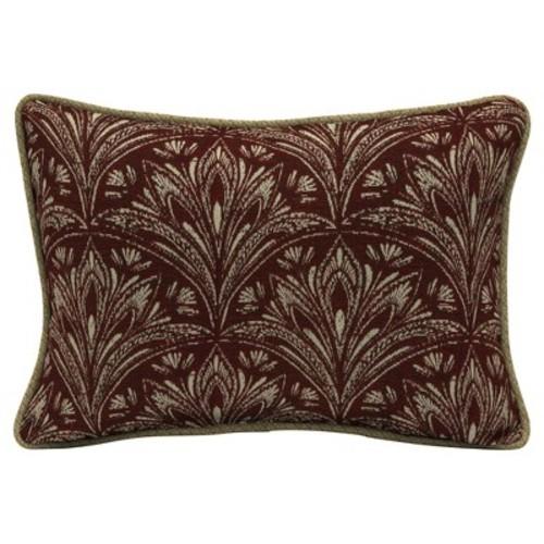 Royal Zanzibar 2pc Outdoor Oversize Lumbar Pillow Set w/ Welt - 2pc Outdoor - Bombay Outdoors
