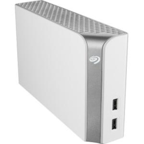 Seagate Backup Plus 4TB External Desktop Drive w/Integrated USB 3.0 Hub for Mac STEM4000400