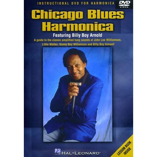 Chicago Blues Harmonica (DVD)
