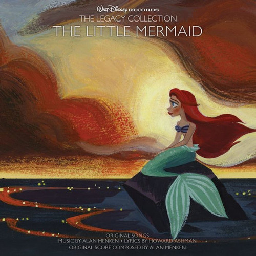 Walt Disney Records The Legacy Collection: The Little Mermaid / [2 CD]