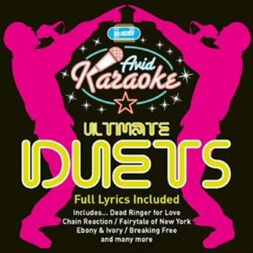 Ultimate Karaoke Duets [CD]
