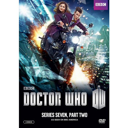 Doctor Who: Series Seven, Part Two [2 Discs] [DVD]