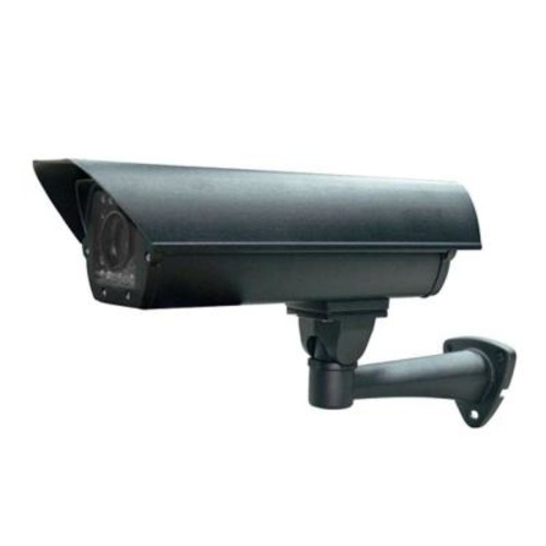 SPT Wired Indoor/Outdoor Sony CCD Automatic Number Plate IR Camera with 650TVL Resolution and 10-40 mm Lens