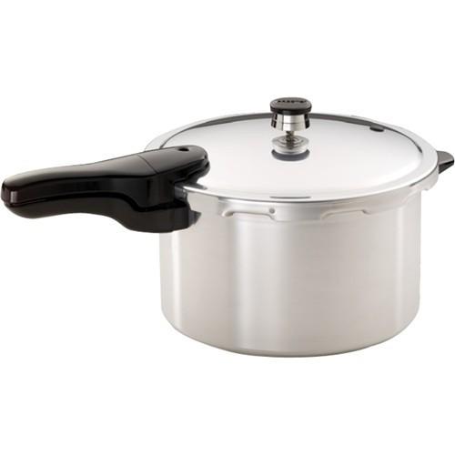 Presto 01282 8-Quart Aluminum Pressure Cooker [8 qt]