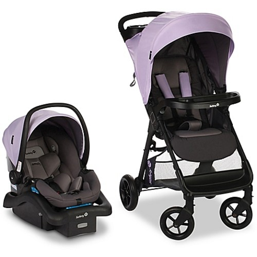 Safety 1st Smooth Ride Travel System in Wisteria Lane