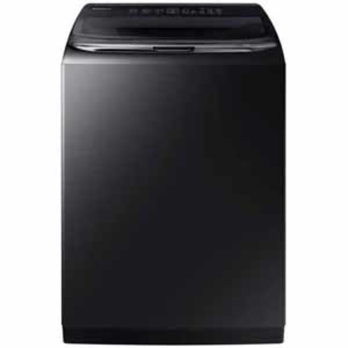Samsung 5.2 cu. ft. Activewash Top Load Washer with Integrated Controls - Black Stainless Steel