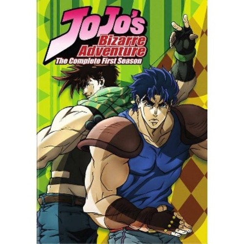 JoJo's Bizarre Adventure: The Complete First Season