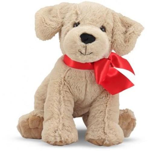 Melissa and Doug 785985 Sunny Yellow Lab Dog Stuffed Animal