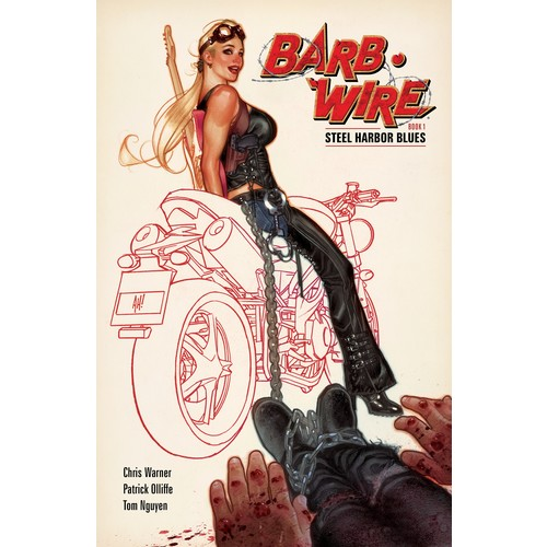 Barb Wire 1: Steel Harbor Blues