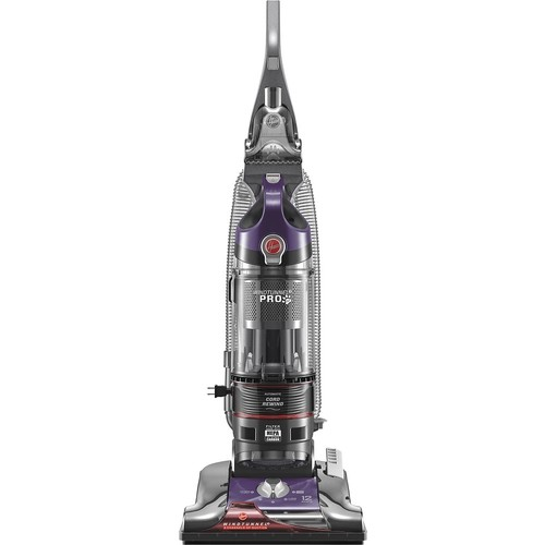 Hoover - WindTunnel 3 Pro Bagless Pet Upright Vacuum - Purple