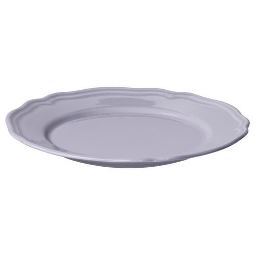 ARV Side plate, lilac, glazed earthenware