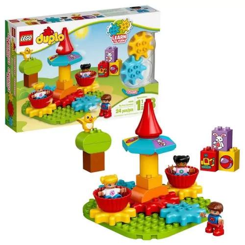 LEGO(R) DUPLO(R) Creative Play My First Carousel (10845)