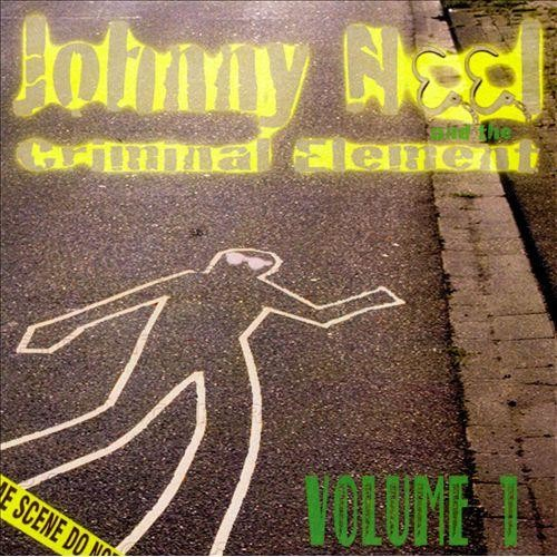 Johnny Neel & Criminal Element [CD]