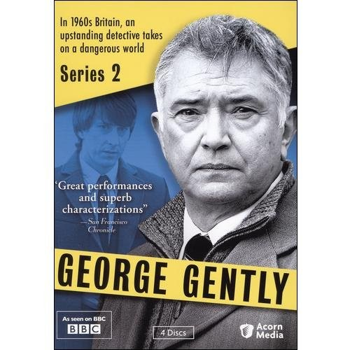 George Gently: Series 2 [4 Discs] [DVD]