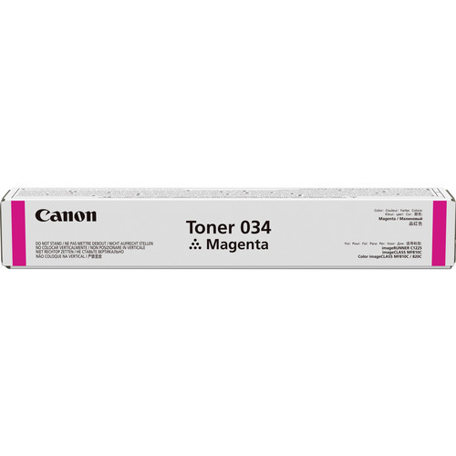 034 Magenta Toner Cartridge