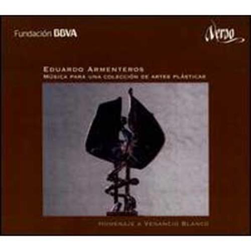 Eduardo Armenteros: Msica para una coleccin de artes plsticas [CD, DVD & Blu-ray] By Andres Gomis/Fredy Valbuena/Eduardo Armenteros (Audio CD)