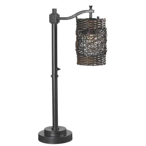 Kenroy Home 32143ORB Brent Outdoor Table Lamp