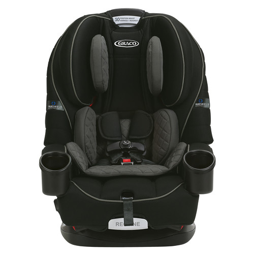 Graco(R) 4Ever(TM) TrueShield Technology 4-in-1 Convertible Car Seat - Ion