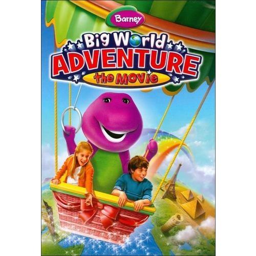 Barney: Big World Adventure [DVD] [2011]
