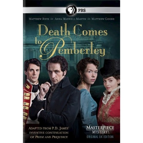 Masterpiece Mystery: Death Comes to Pemberley (DVD)