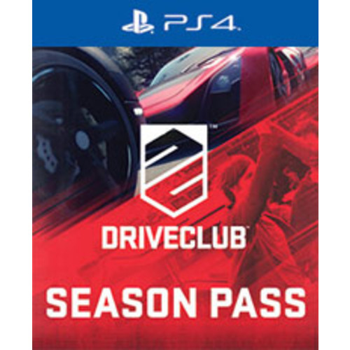 Sony Computer Entertainment DRIVECLUB Season Pass [Digital]