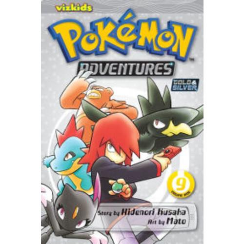 Pokemon Adventures, Volume 9