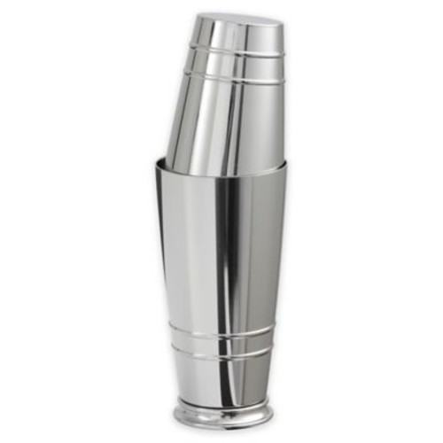 Crafthouse by Fortessa Stainless Steel Boston Shaker