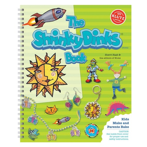 The Shrinky Dinks Book [Multicolor, None]