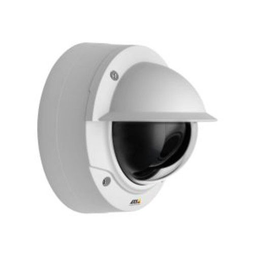 AXIS P3225-VE MKII Network Camera - Network surveillance camera - PTZ - outdoor - vandal / weatherproof - color (Day&Night) - 1920 x 1080 - 1080p - vari-focal - LAN 10/100 - MPEG-4, MJPEG, H.264 - PoE