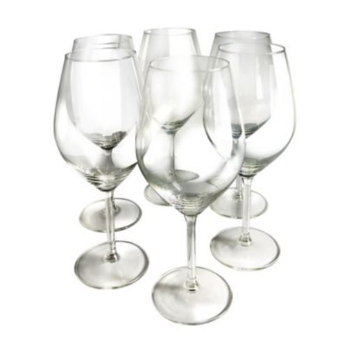 Vinotemp White Wine Glass (Set of 6)