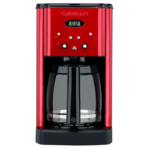 Cuisinart 12 Cup Programmable Brew Central Coffeemaker DCC 1200MR