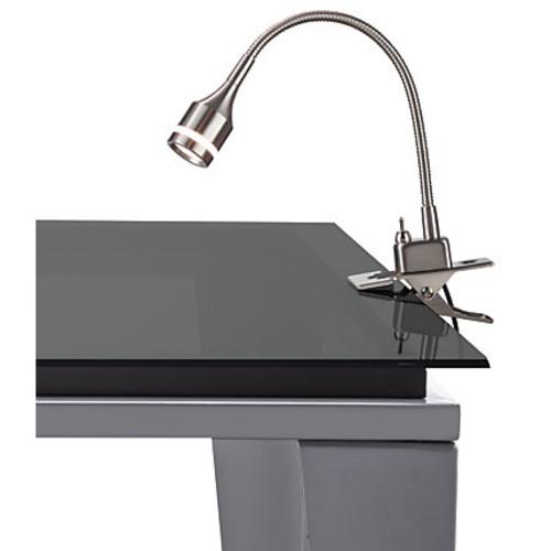Adesso Prospect LED Clip Lamp, 13 3/4