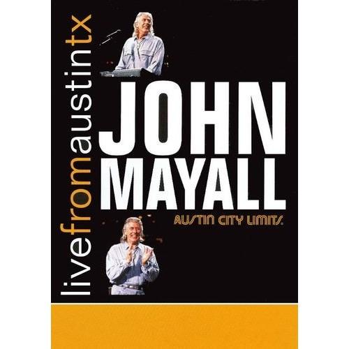 Live From Austin TX: John Mayall [DVD] [1993]