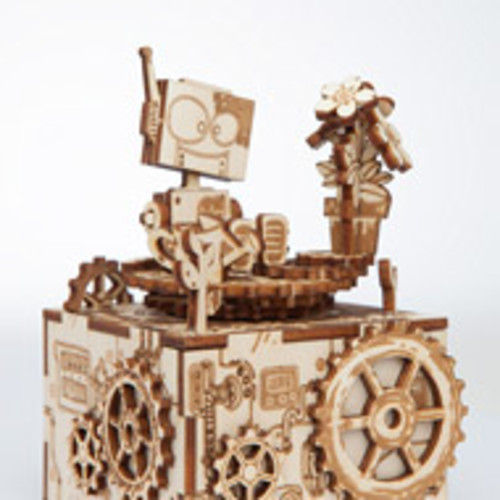 Robot Machinarium