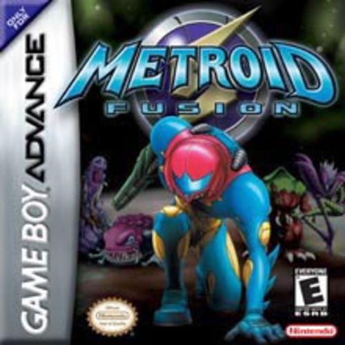 Nintendo of America Metroid Fusion
