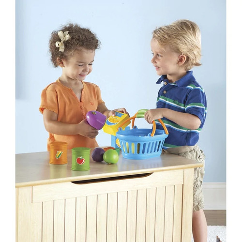 Learning Resources Shopping Set