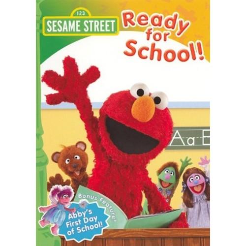 Sesame Street: Ready for School! (dvd_video)
