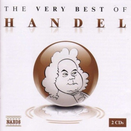 The Very Best of Handel [CD]